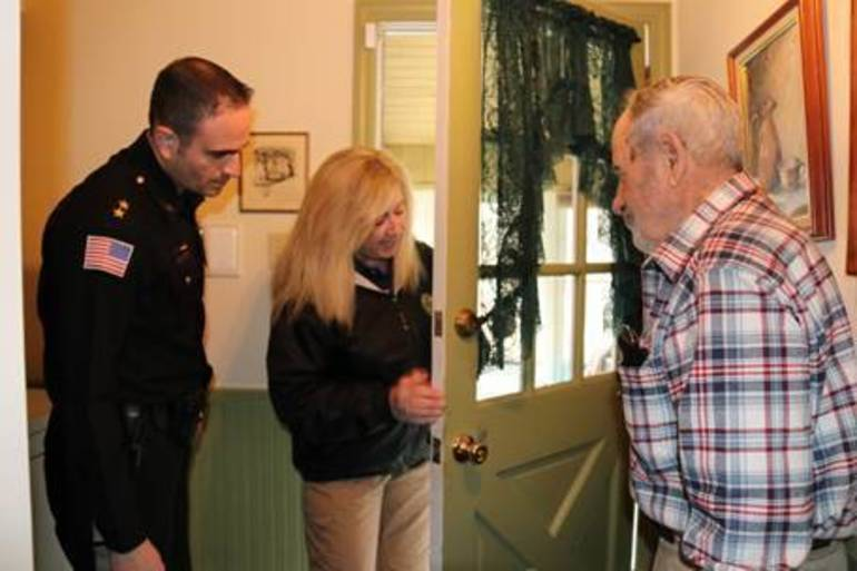 Burlington County Commissioners Highlight Services for Seniors