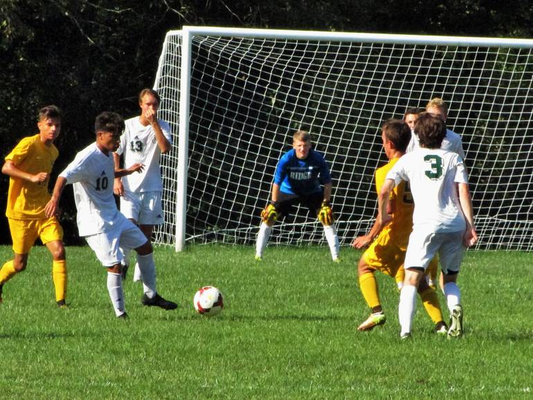 Boys Soccer: Ridge Edges Watchung Hills in Opener - TAPinto