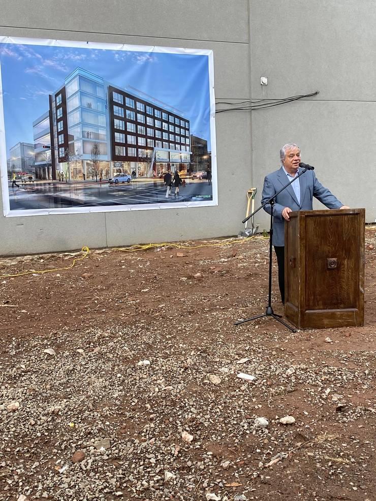 Pestana Ironbound Hotel breaks ground