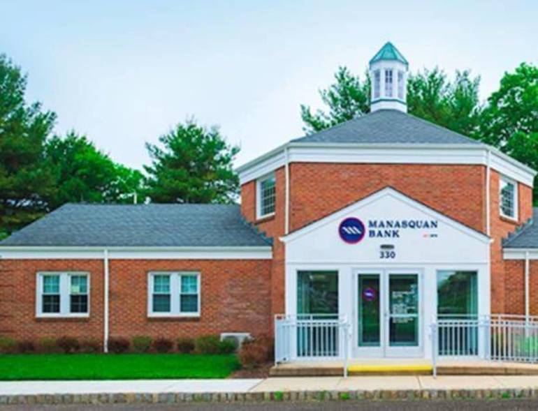 Bank Robbery in Colts Neck