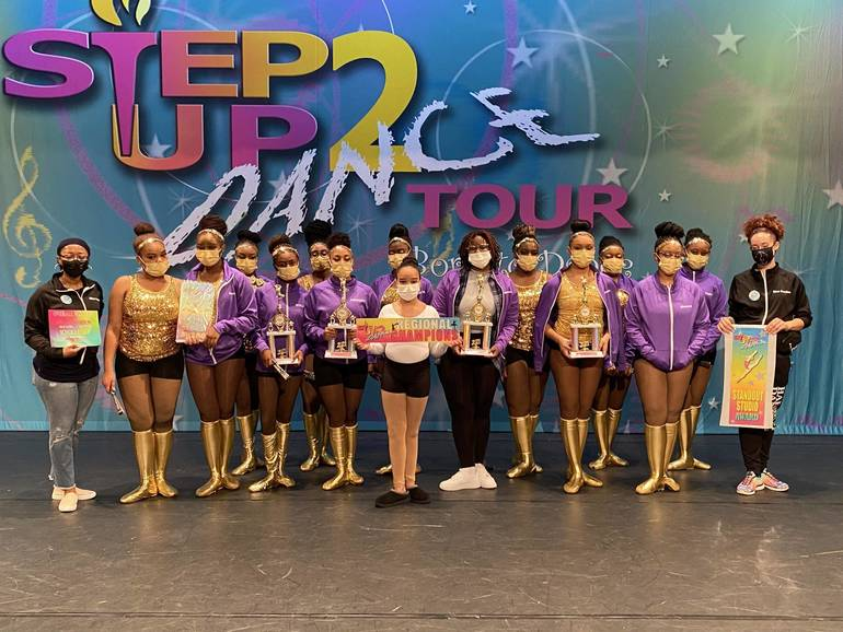 Union's Harmony Dance Ensemble Takes Home Top Awards from Weekend Competition