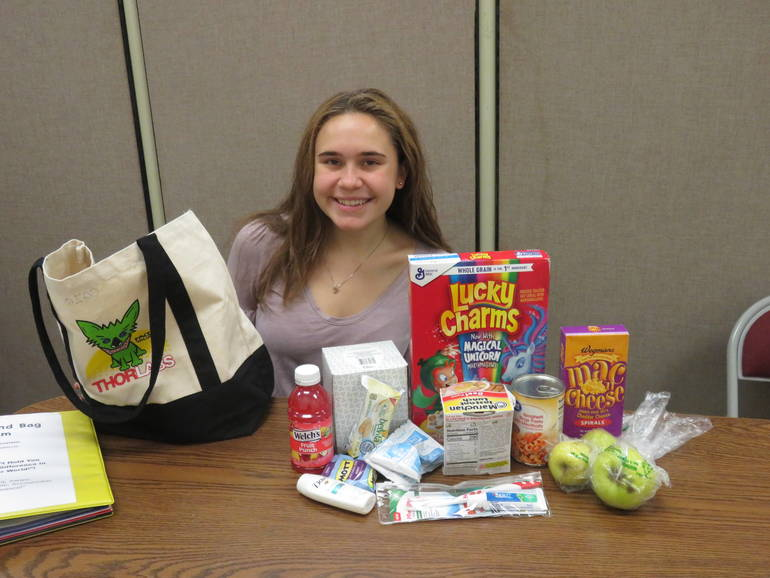 Weekend Bag Program Partners with Sojihuggles to Help Kids in Sussex County