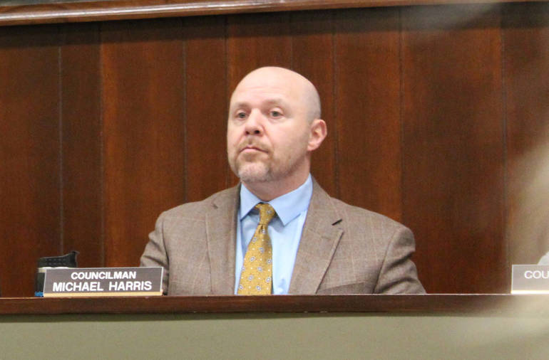 Councilman Michael Harris