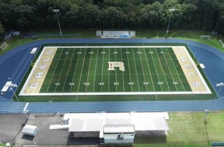 Roxbury High School field