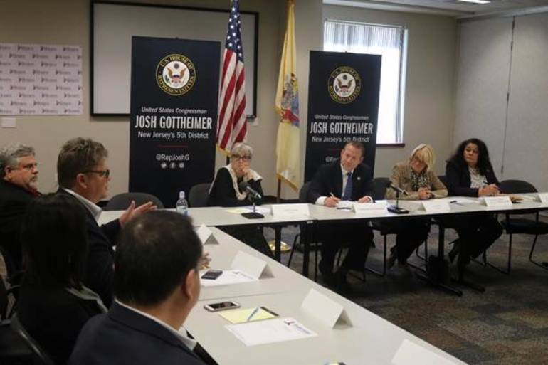 Round Table Jobs.Gottheimer Hosts Employers Educators Labor At Round Table To Help