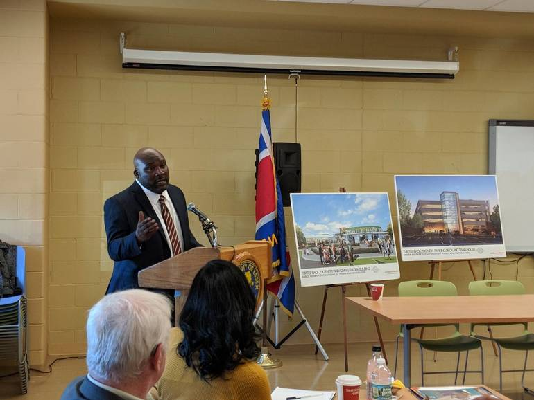 West Orange Chamber of Commerce Samuel Okparaeke