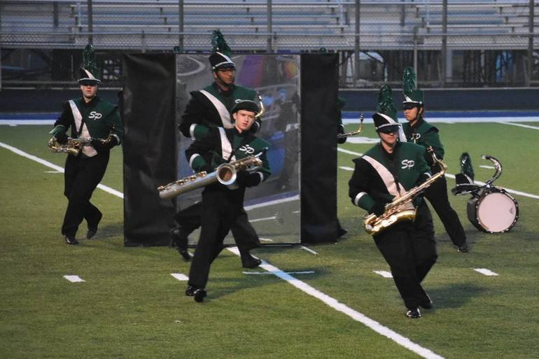 S.P.H.S. Marching Band Asks for Community Support for Home Show to Continue Decades of Tradition