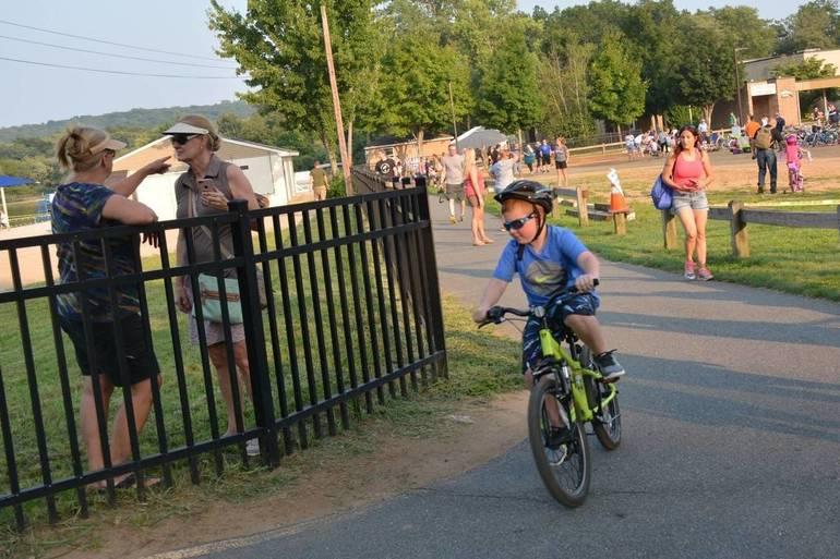 Annual Tri Harder Triathlon in Roxbury: Good Exercise & Good Fun