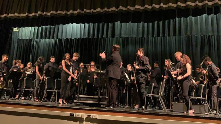 South Plainfield High School Spring Concert Showcases Talents and Bids Farewell to Seniors