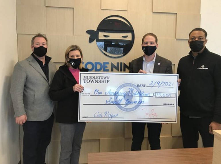 Middletown Disburses $422,500 in COVID-19 Relief Grants to 29 Local Businesses and Non-Profits.