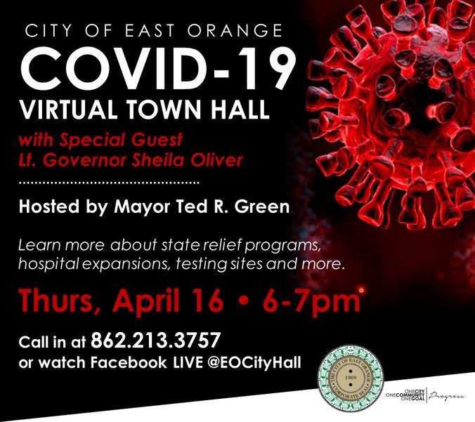 COVID Virtual Town Hall