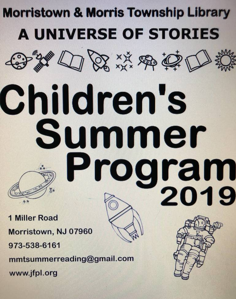 Morristown Students Invited to Participate in Summer Reading