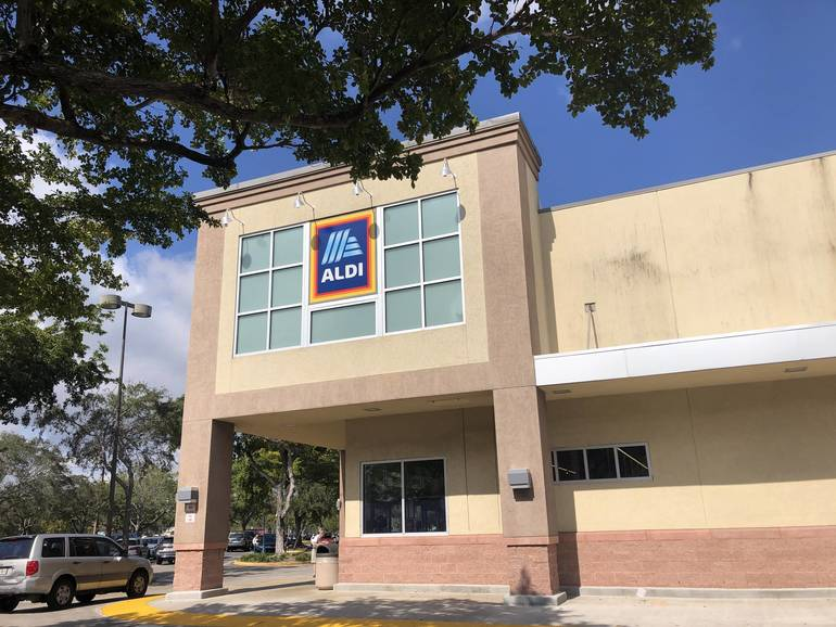 ALDI Will Replace Lucky's Market Store in Coral Springs