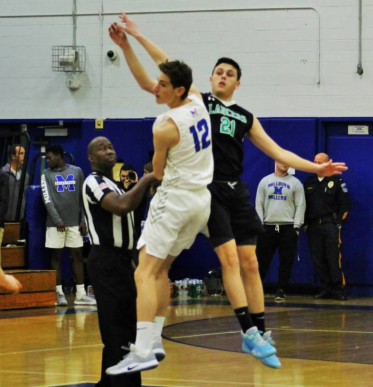 Boys Basketball: Livingston Edges Millburn, 44-40