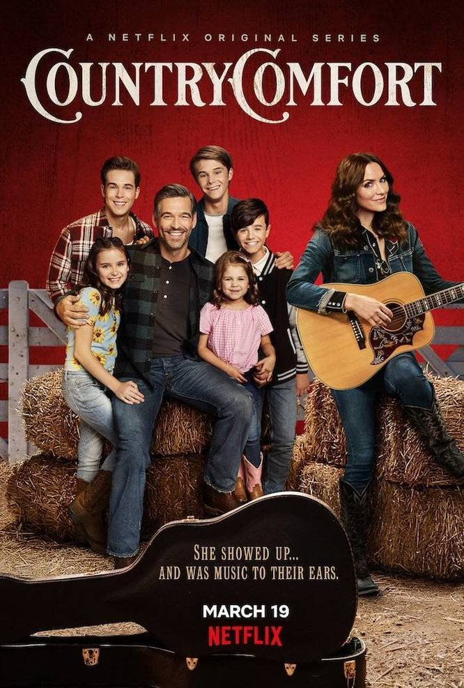 """Shiloh Verrico of Scotch Plains stars as Cassidy inNetflix's new original comedy series """"Country Comfort."""""""