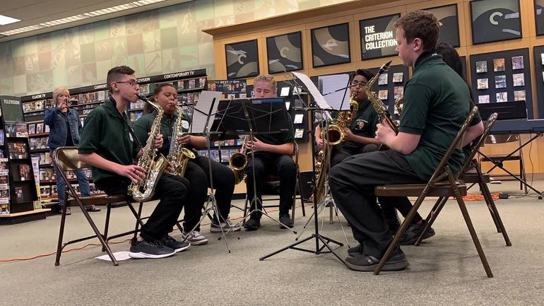 Music, Tears and Celebration - South Plainfield Middle School Music Program Ends Year with Bang