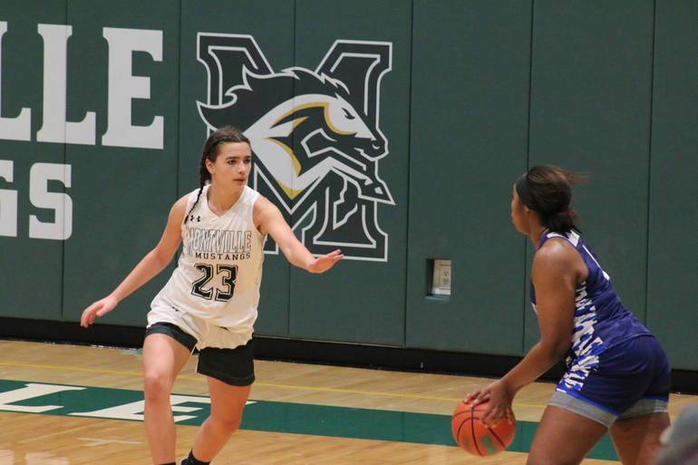 Montville Township High School Girls Basketball