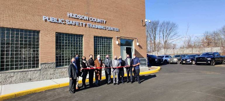 Hudson County Public Safety Academy