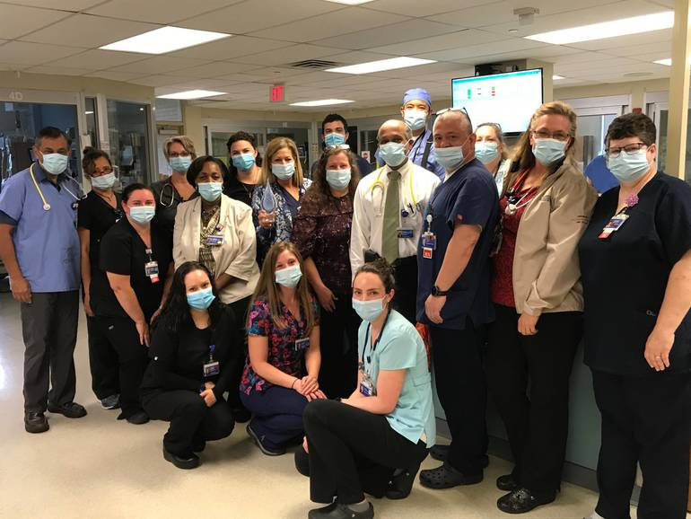 Newton Medical Center Named an Advanced ICU Care 2020 We See You Care Award Winner for Exceptional Acute Care Telemedicine Collaboration