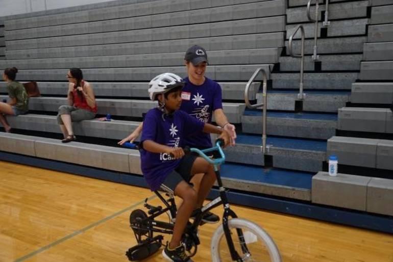 iCan Bike Randolph