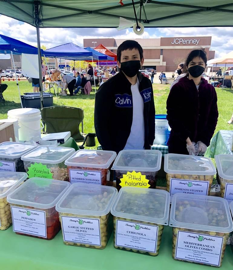 East Brunswick Farmer's Market is Ready to Spring Forward