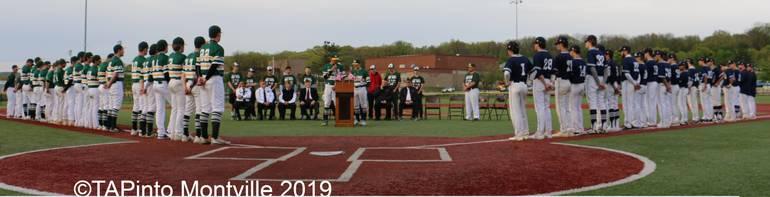 Montville Randolph Veterans Game