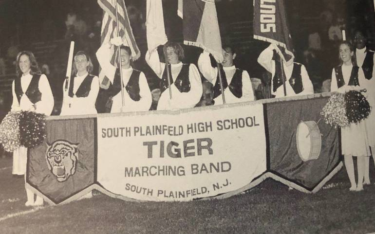 1999 S.P.H.S. Marching Band
