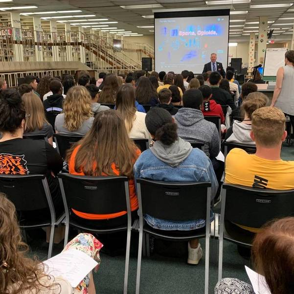 Opioid Crisis Grows at Alarming Rate and South Plainfield High School Works to Stop the Epidemic