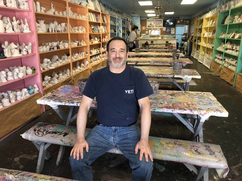 Small Business Spotlight: Gilman Family, Owners of Plaster Carousel in Coral Springs