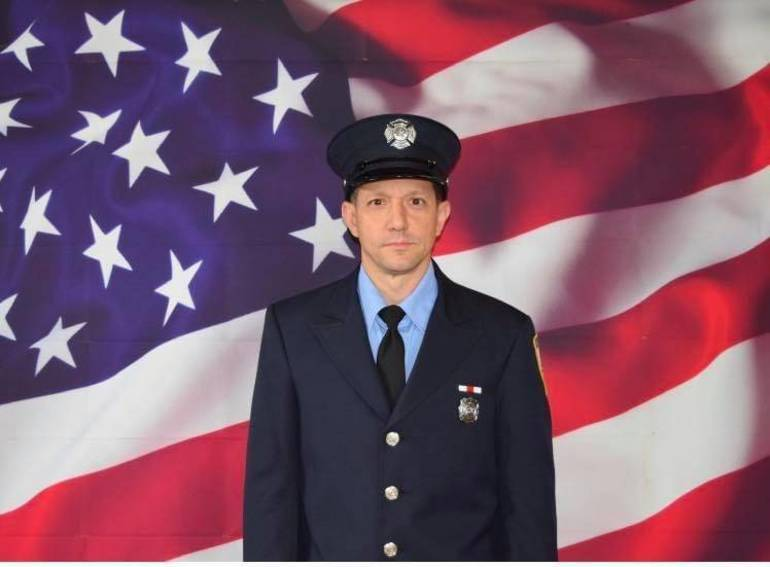 Bloomfield Fire Department Announces 2020 Firefighter of the Year Recipient