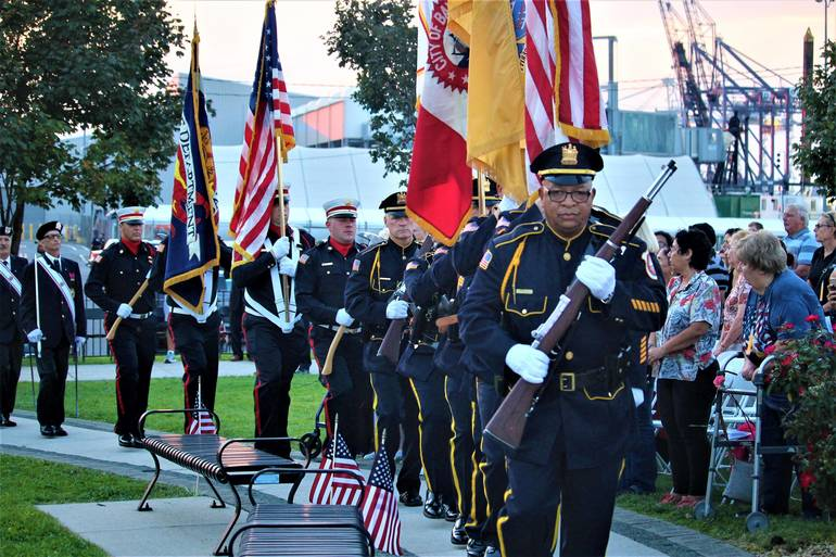 Bayonne Remembers Victims of 9-11