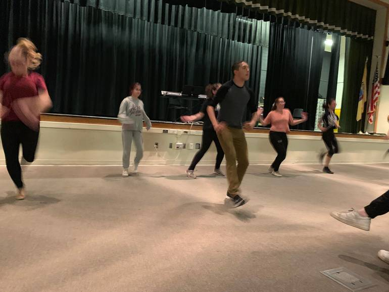 """Auditions Held for 48th South Plainfield Summer Drama Workshop Performance - """"FootLoose"""""""