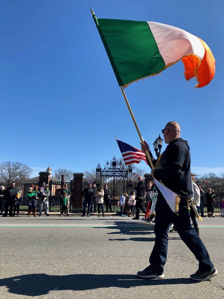 Nutley's 2021 St Patrick's Day Parade Canceled Due To COVID-19 Concerns