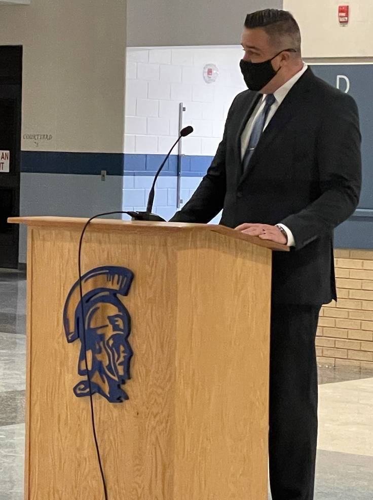 Sparta Board of Education Approves New Superintendent Matthew Beck