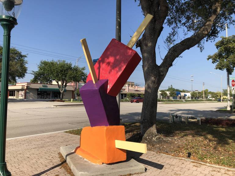 Five New Sculptures Now on Display in Downtown Coral Springs