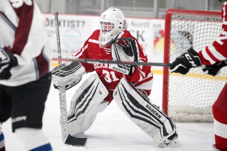 Ice Hockey: Bernards Blanks Newton, 7-0, to Open Season