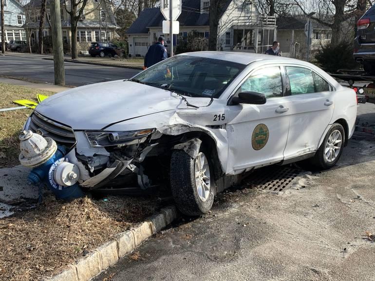 Auto Collision Involves Maplewood Township Vehicle