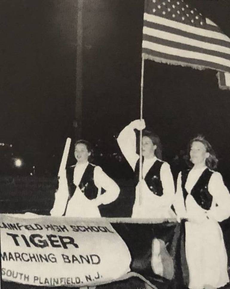 1998 S.P.H.S. Marching Band