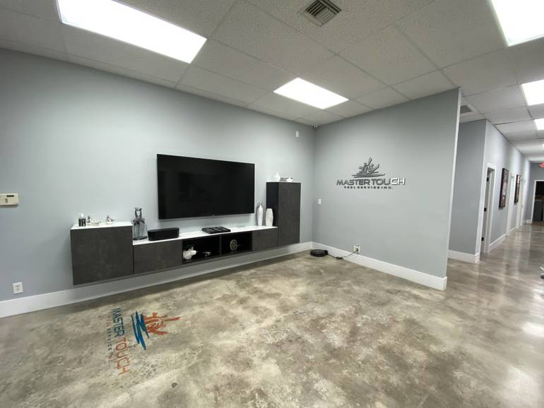 MasterTouch Showroom
