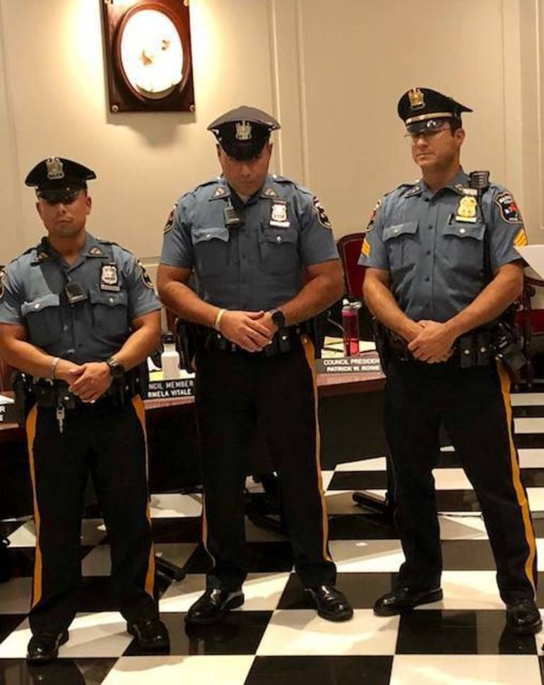 Madison Officers