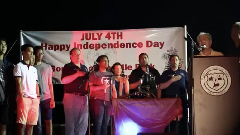 Roselle Park Independence Day Celebration 2016