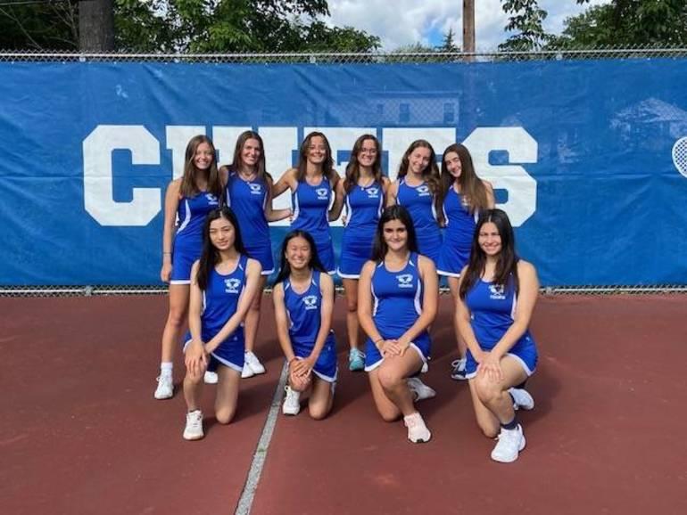 Girls Tennis: Caldwell Defeats West Orange, 4-1