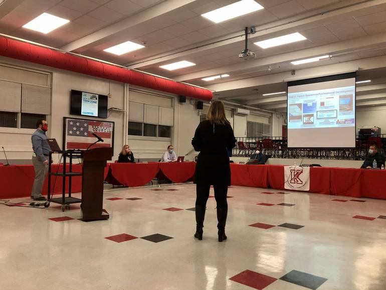 Keyport Board of Education Discusses Next Reopening Phase, Stress Management