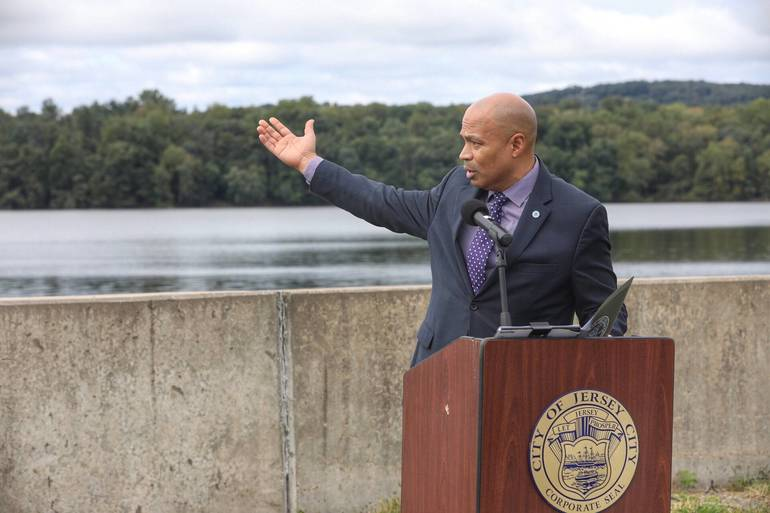 Jersey City Signs Ordinance to Improve Boonton Reservoir Land With Open Space Institute, Securing Environment and Enhancing Water Quality