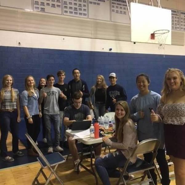 SHS American Red Cross Club 2018