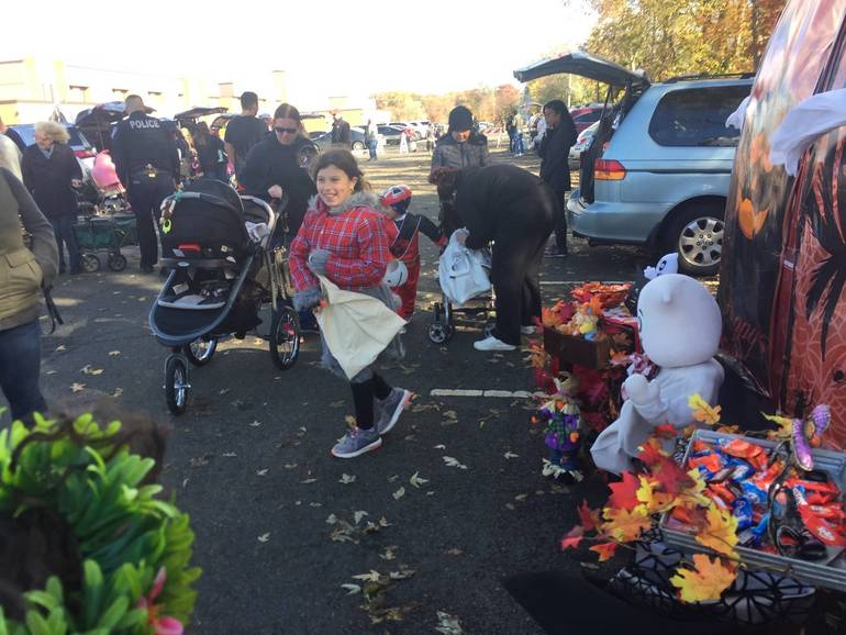 Trunk or Treat Benefits S.P.H.S. Music Department