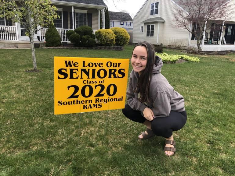 Class of 2020: Sammi Zarrillo