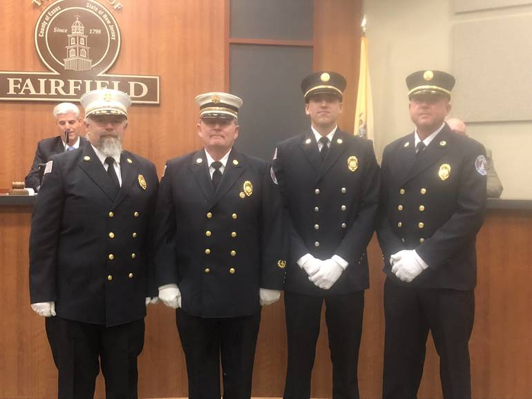 Fairfield Approves Purchase of Fire Truck and Redevelopment