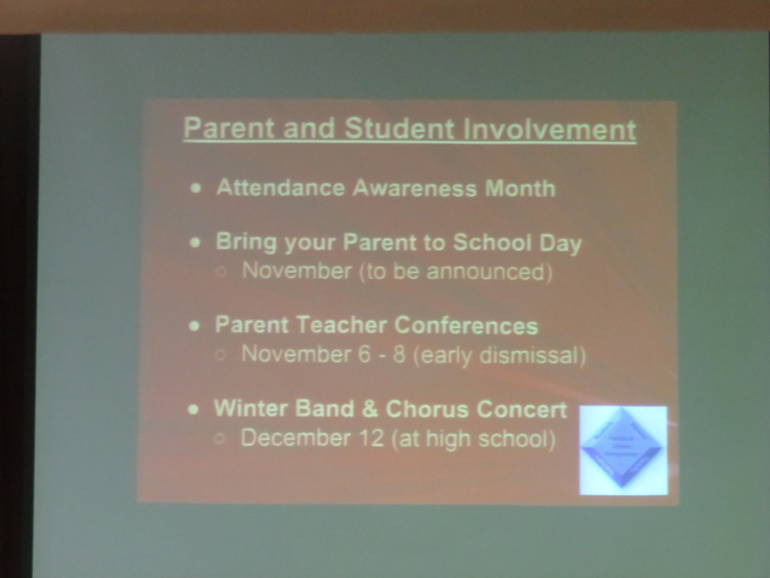 Halsted Middle School Welcomes Back Parents & Students