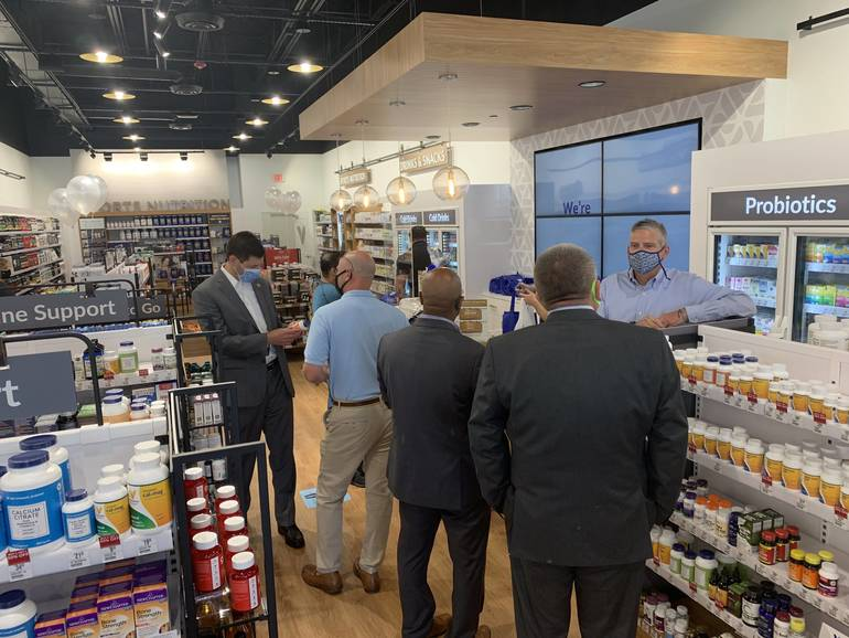 The Vitamin Shoppe Opens in South Plainfield